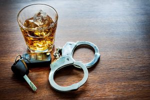 bigstock Whiskey with car keys